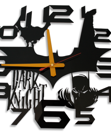 Laser Cut Batman Perspex Wall Clock