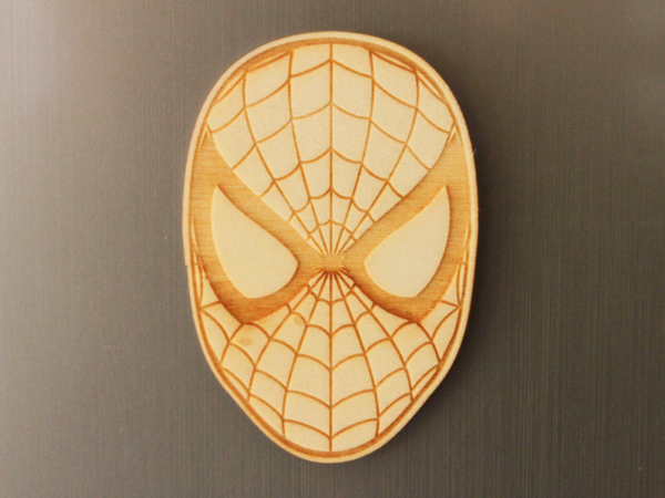 Spiderman Fridge Magnet