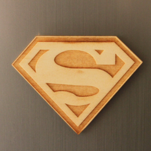Superman Fridge Magnet
