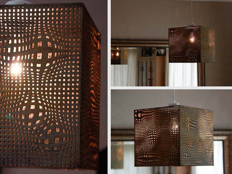 Image result for laser cut light
