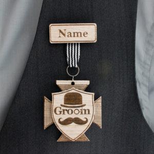 Grooms Boutonnières