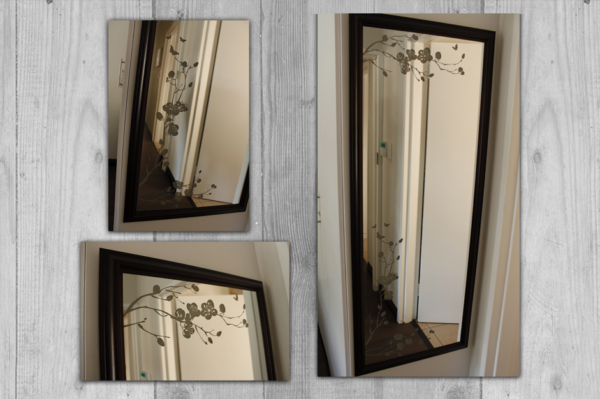 Find Out More! Engraved Mirrors