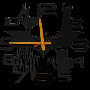 Laser Cut Batman Perspex Wall Clock