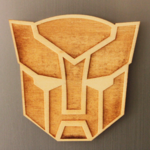 Transformers Fridge Magnet
