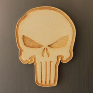 Punisher Fridge Magnet
