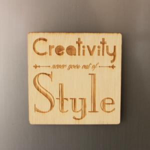 Style Fridge Magnet
