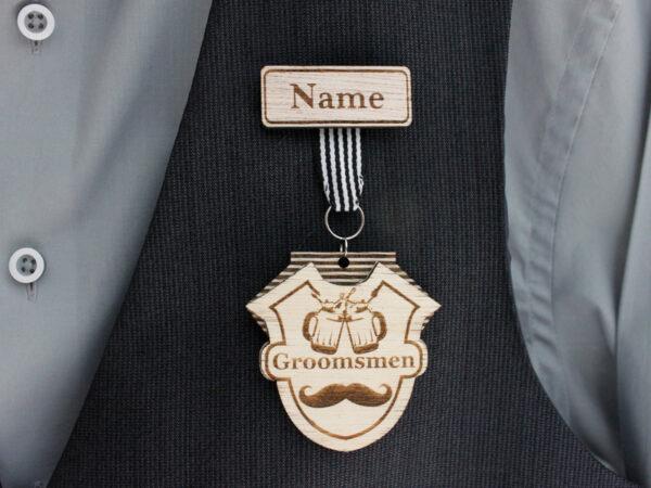 Groomsmen Boutonnières V3